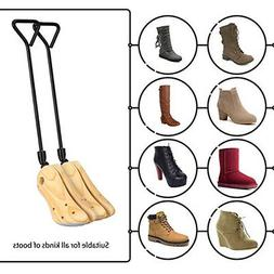1 Pair Boot Stretchers Professional Wooden Shoes Stretcher f