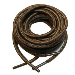 1 pair hiking round work boot shoe laces for 6 8 10 12 eyele
