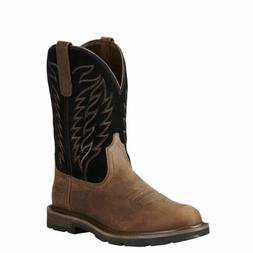 """Ariat 10020064 Groundbreaker 10"""" Pull On Non-Slip EH Rated T"""
