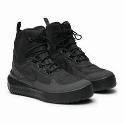 $140 Nike Men's Air Wild Mid Black Anthracite Boots 916819-0