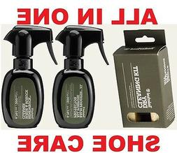 TIMBERLAND 3 IN 1 SHOE CLEANING KIT CARE SET SUEDE LEATHER B