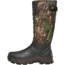 Lacrosse 4XAlpha Snake Boot 376121 Realtree Xtra Green All s