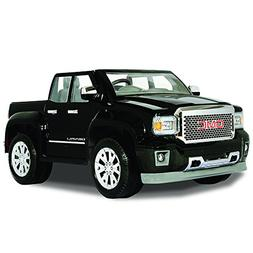 Rollplay GMC Sierra Denali 12 Volt Ride-On Vehicle, Black