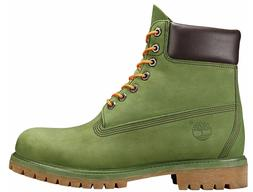 "TIMBERLAND A1M72 MEN'S 6"" CLASSIC PREMIUM OLIVE GREEN WATERP"