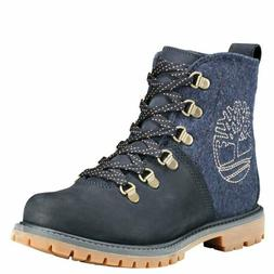 TIMBERLAND A1SGM AUTH RING HIKER WOMEN'S DARK BLUE HIKER BOO