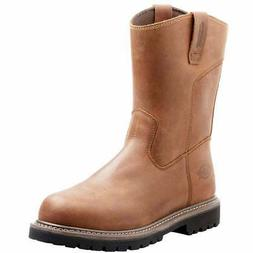 Dickies Abbott Soft Toe  - Brown - Mens