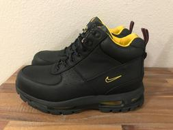 Nike ACG Air Max Goadome Boots Black/Yellow/Red DMV BQ3454-0