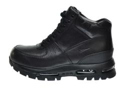 Nike Air Max Goadome 2013 Men's Leather Boots Black 599474-0
