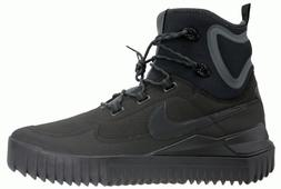 Nike Air Wild Mid Boots Triple Black Water Repel 916819-002