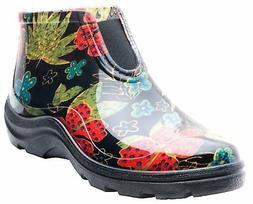 ANKLE BOOT WMN BLK 8