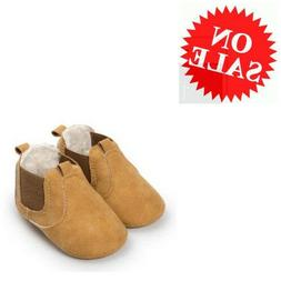 Ankle Boots For Baby Boys Girls Premium Comfortable Cotton I