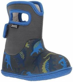 Bogs Baby Waterproof Insulated Toddler/Kids Rain Boots For B