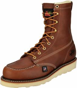 "Thorogood Boots Men's 8"" Work Boots TH814-4201 USA ALL SIZES"