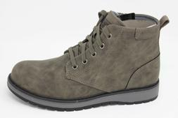 Boys' Skechers Gravlen Boots Dark Gray 94060L/DKGY Designed