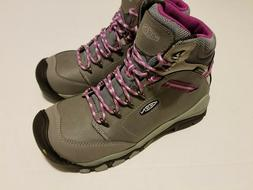 KEEN  CANBY AT WP **ALUMINUM TOE** Lace Up Boots WO'S SZ  7.