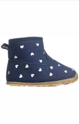 Carter's Every Step Stage 3 Walk Boots Navy Girls Toddler Sh
