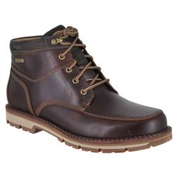 Rockport Centry Panel Toe Boot Brown Mens Fashion Boot Size