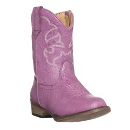 Children Western Kids Cowboy Boot | Monterey Purple for Girl