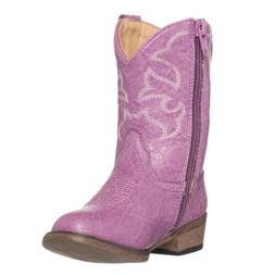 Children Western Kids Cowboy Boot | Toddler Monterey Purple