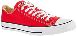 Converse Chuck Taylor All Star Core Oxford Low-Top Red Mens