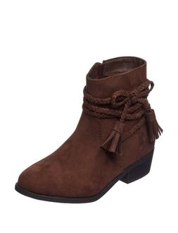 Sugar Cinnamon Ankle Boots - Girls Sz 5 NIB Retails for $60