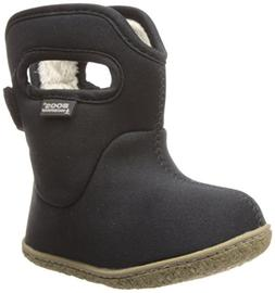 Bogs Classic Solid Boot - Infant and Toddlers' Black, 7.0