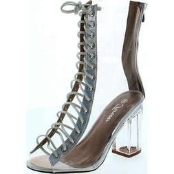 Forever Link Clear-45 Womens Shoes