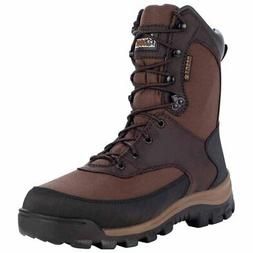 Rocky Core Waterproof Insulated Hiker Hiking Boots - Brown -