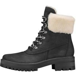 "Timberland Courmayeur Valley 6"" Waterproof Shearling Boots f"