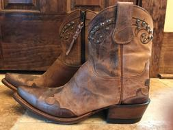 """Lucchese Diva """"Marietta"""" Ladies Boots limited 58/120 size 6."""