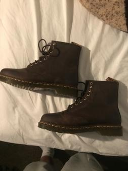 Dr. Martens 1460 Boots Brown Brand New Tough leather Unisex