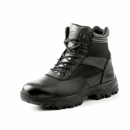 "DW6115 Dickies Spear 6"" Tactical Soft Toe Work Boot, Black,"