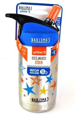 CamelBak Eddy Kids Vacuum Stainless Waterbottle, Retro Stars