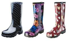 Sloggers Farm & Animal Women's  Rain and Garden Boots