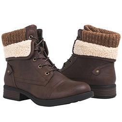 Globalwin 1815 Women's Ankle Fashion Boots
