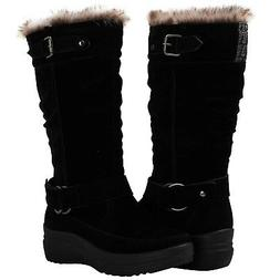Globalwin Women's Rylee Fashion Snow Boots 1828black 8.5 M U