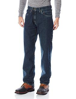 Timberland PRO Men's Grit-n-Grind Denim Work Pant Straight L