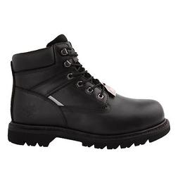 GW Men's 1606ST Steel Toe Work Boots Black 12 M US