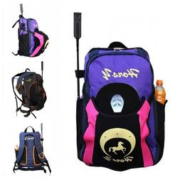 Horse Riding Bag Backpack Parent-Child Equestrian Horse Ridi