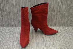 Indigo Rd. Gerald MicroSuede Slouch Boots, Women's Size 7.5M