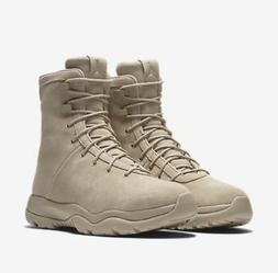 NEW Nike Jordan Future Boots EP Men's Suede Khaki Tan 878222