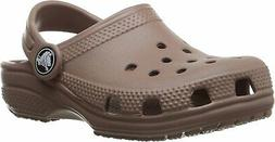 Crocs Kid's Classic Clog  | Slip On Water Shoe for Toddlers,