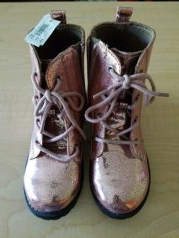 Gap Kids: Girls Shoes - Pink Glitter Boots  NEW w/TAGS!!