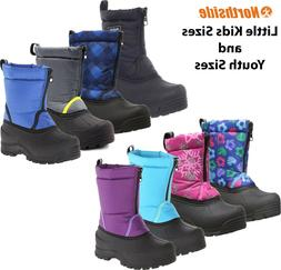 Northside Icicle Snow Boots Insulated Waterproof Zip Up Todd
