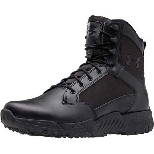 Under Armour 1268951001 Men's UA Stellar Tactical Boot - Bla