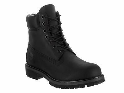 Timberland Closed Toe Black Boots