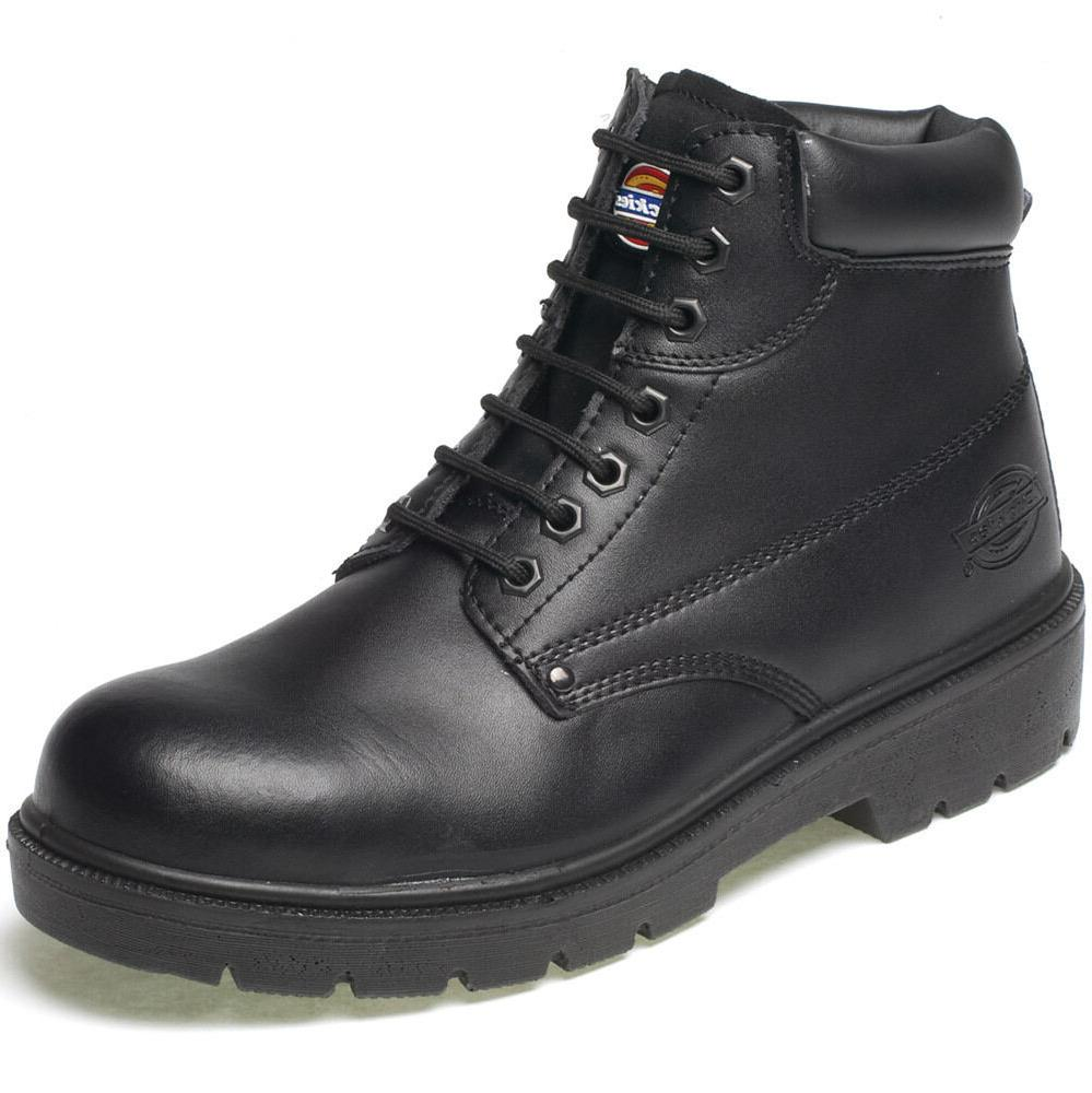 DICKIES ANTRIM SAFETY STEEL TOE CAP & MS WORK BOOTS FA23333