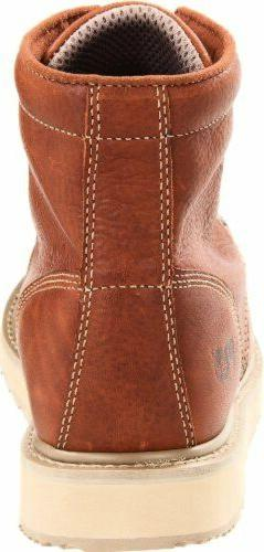 Timberland PRO Mens Barstow Wedge Boot- SZ/Color.