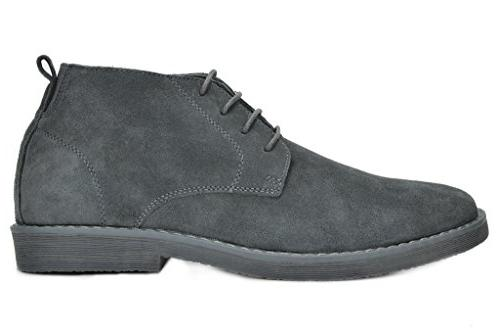 Bruno Suede Leather Storm Chukka 11