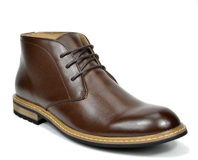 Bruno Marc Mens Faux Leather Oxfords